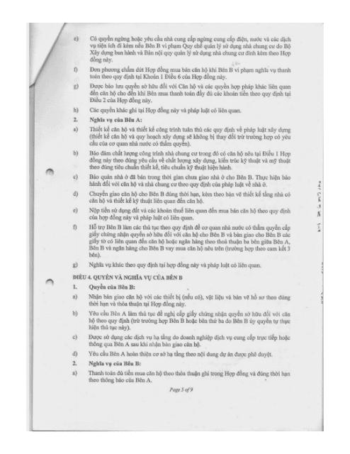 Trang 5 Chung cư hh3 linh đàm