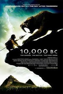 Sinopsis Film 10000 BC