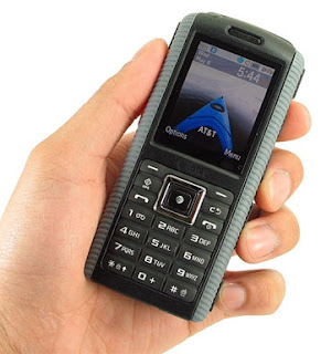 Samsung A657 useful for workers and people who working at unsafe places