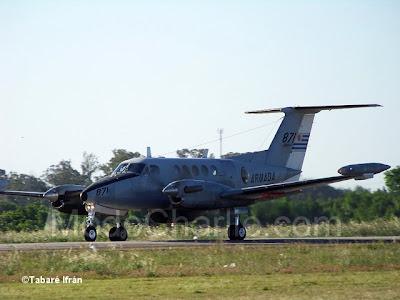 Novedades PNA Beechcraft+armada+uy