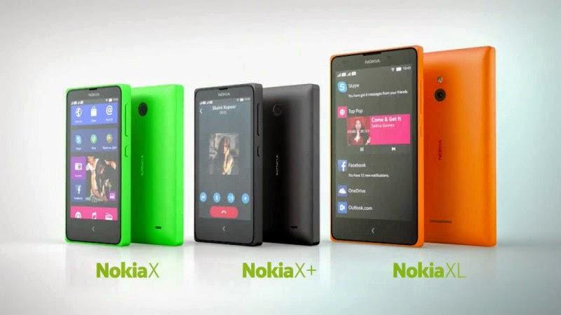 Microsoft Rancang Suksesor Nokia X