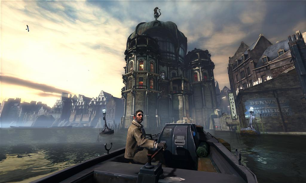 Dishonored HD & Widescreen Wallpaper 0.16733407810934