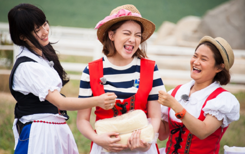 Suzy-Jiyoung-Sinyoung Invincible Youth 2 Photo
