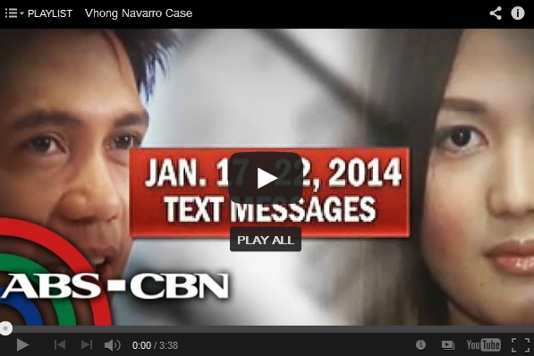 Vhong's lawyer wants copy of Deniece's text messages the Video