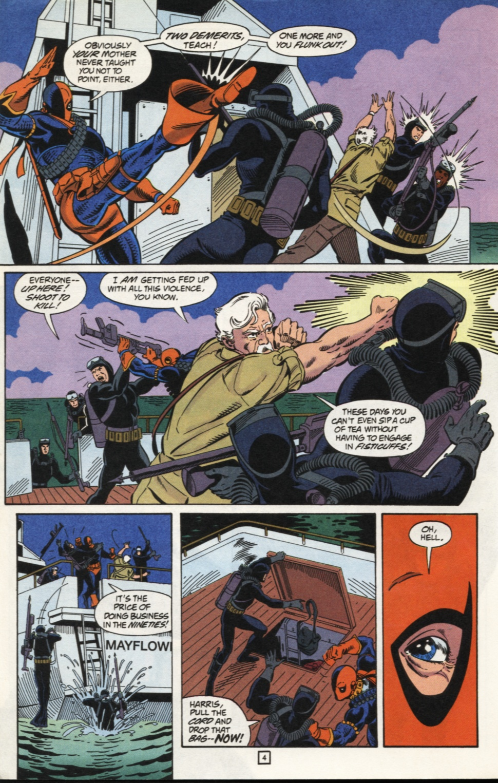 Deathstroke (1991) Issue #31 #36 - English 5