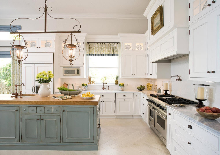 Off White Kitchen Ideas off white kitchen cabinet ideas - 2017 kitchen design ideas