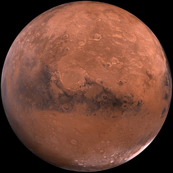 New Evidence Supports Theory That Life Started on Mars