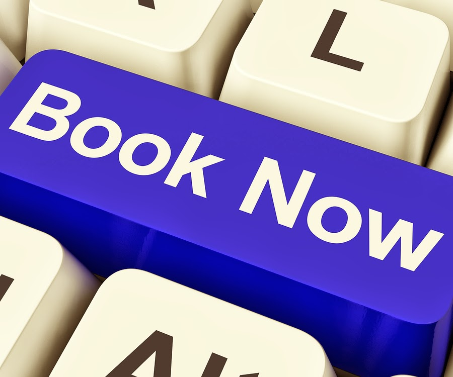 CLICK HERE TO BOOK WITH US!
