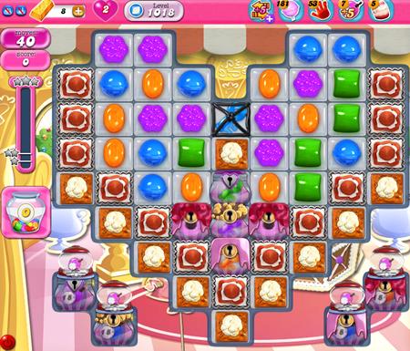 Candy Crush Saga 1018