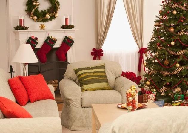 Navidad navidad decoraci n navide a para el hogar for Decoracion hogar 2013