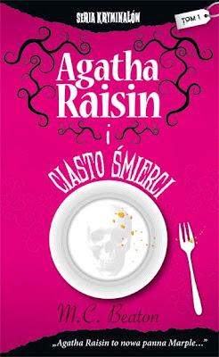 M.C. Beaton, Agatha Raisin i ciasto śmierci [Agatha Raisin and the Quiche of Death, 1992]