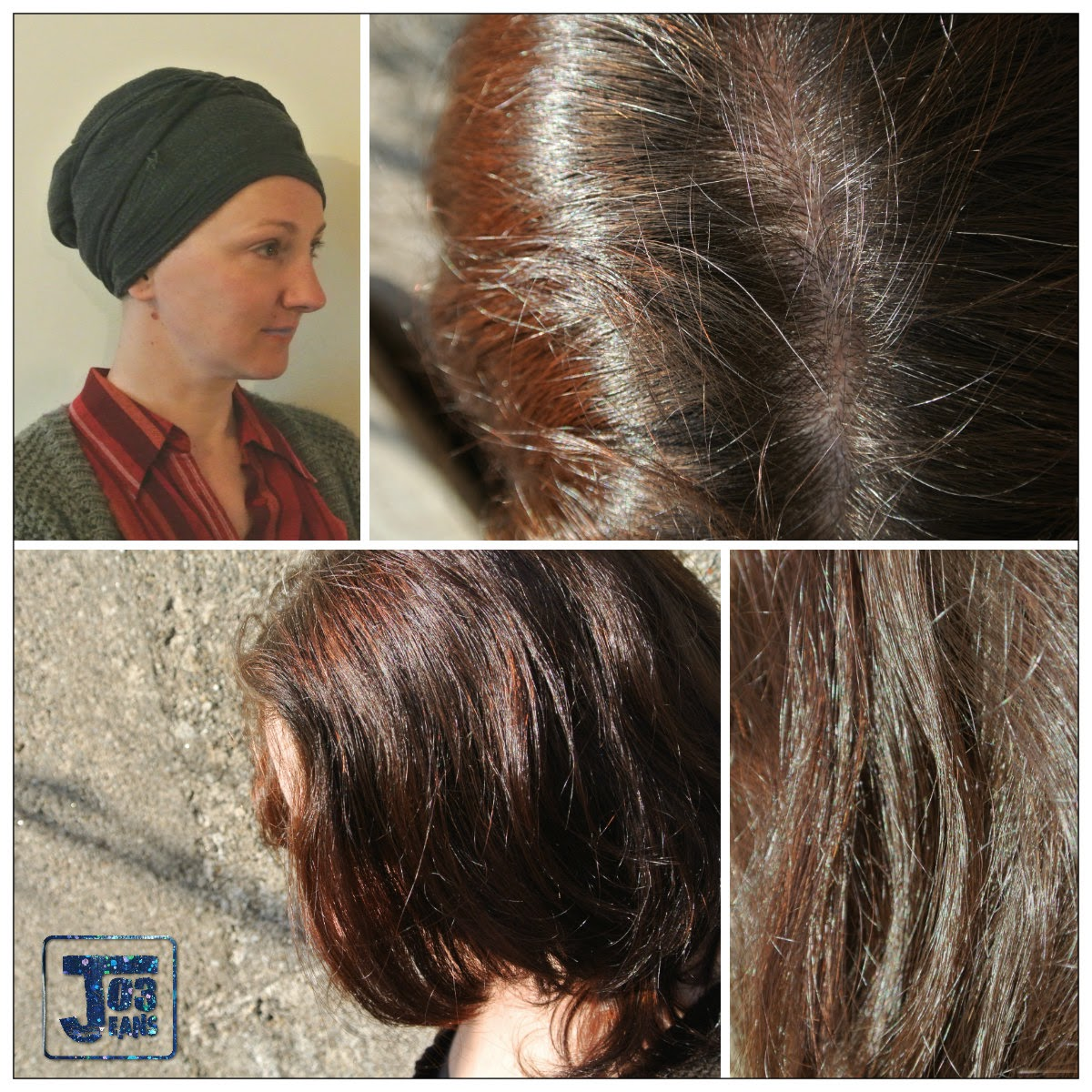 Faire sa coloration naturelle cheveux