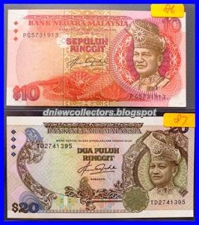 Malaysia 5th Series RM20