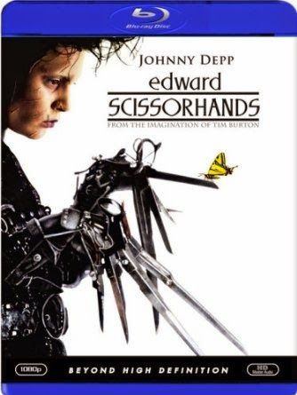 Edward Scissorhands 1990 BluRay 480p 300mb ESub