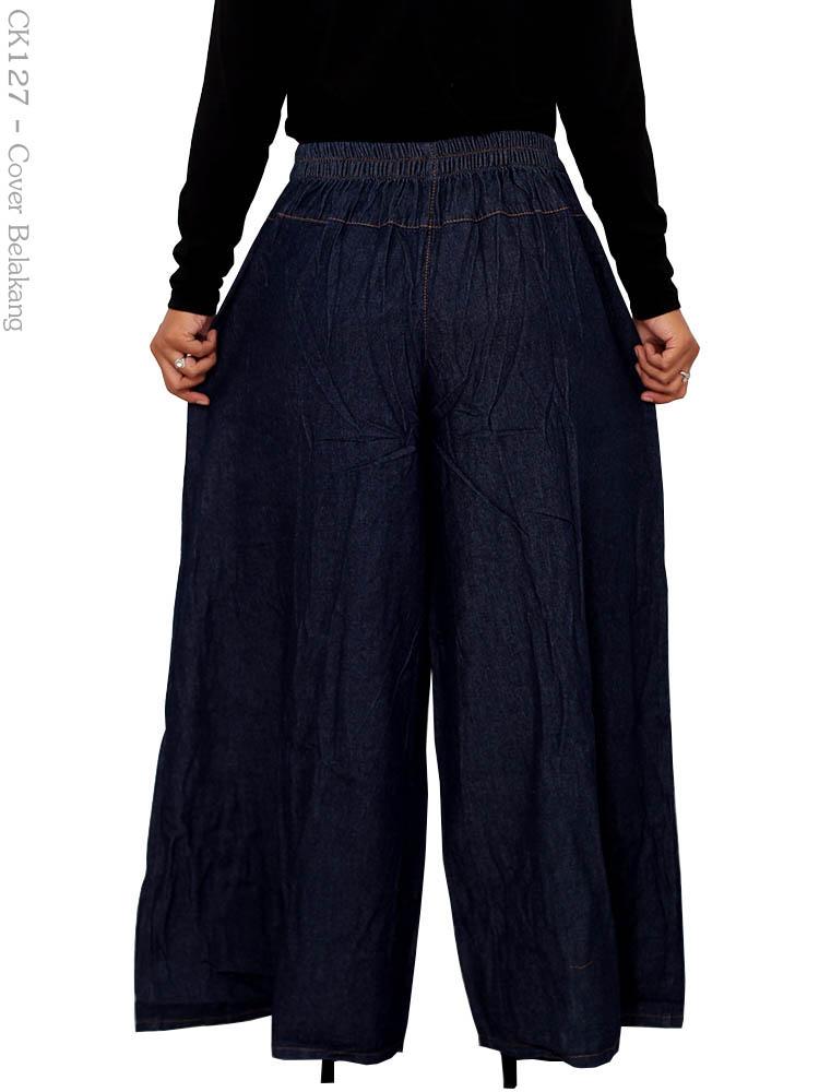 Celana Kulot Muslimah Ck127 Busana Muslim Murah Terbaru