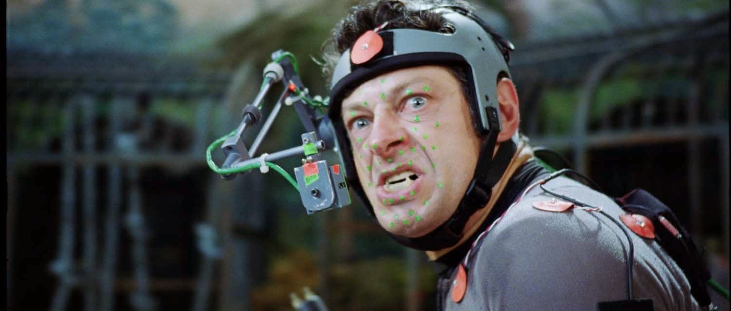 motion capture suit andy serkis