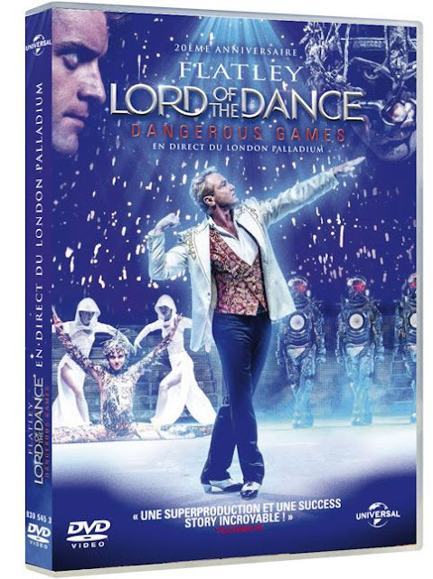 Lord of the Dance ~ Dangerous Game en DVD