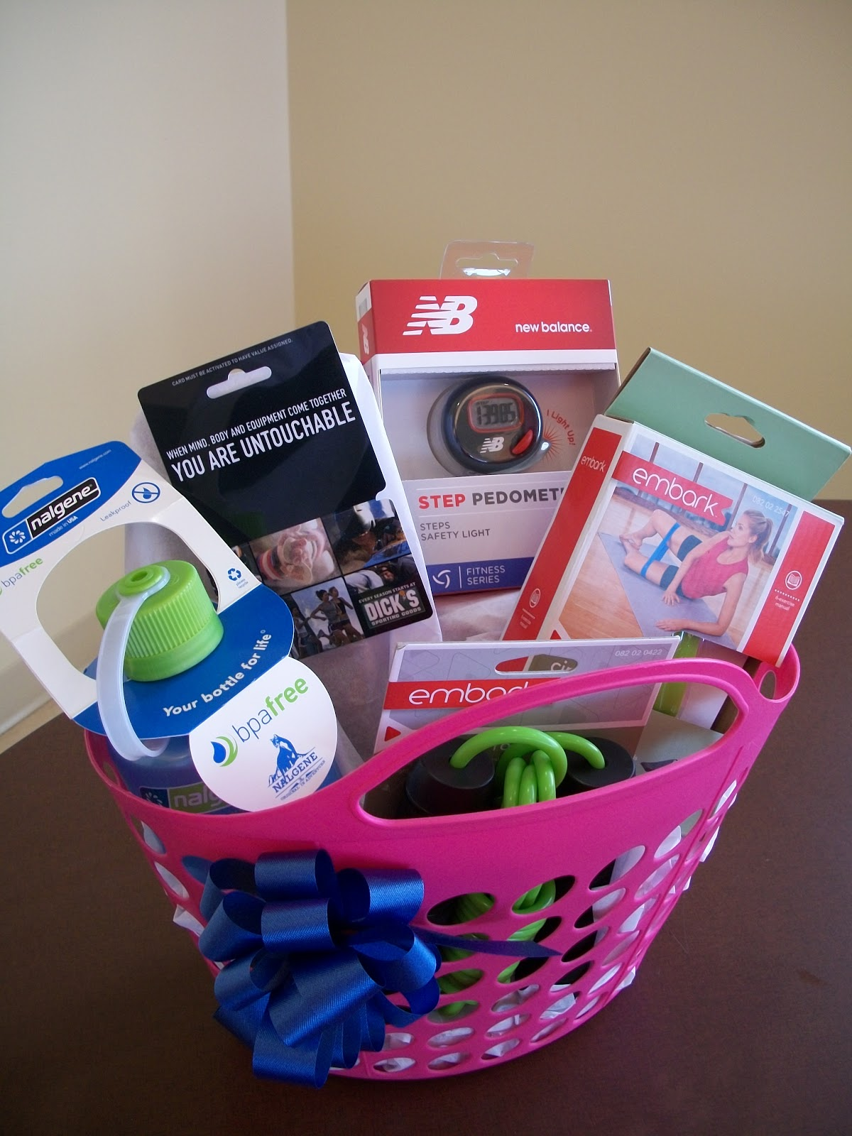 Holiday Gift Baskets | Life Through Green Eyes