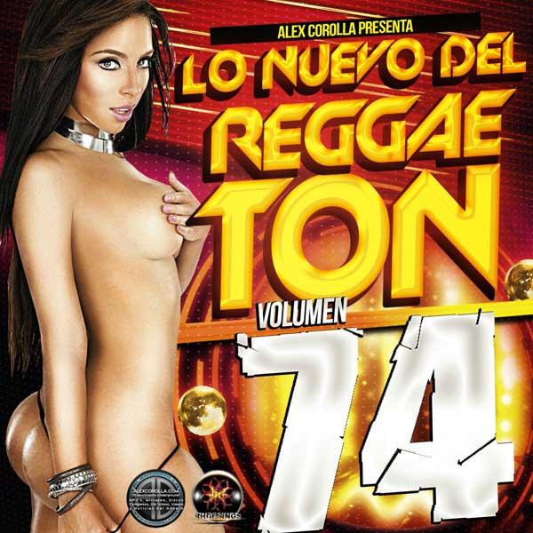 Lo Nuevo Del Reggaeton Vol 74 (2015)