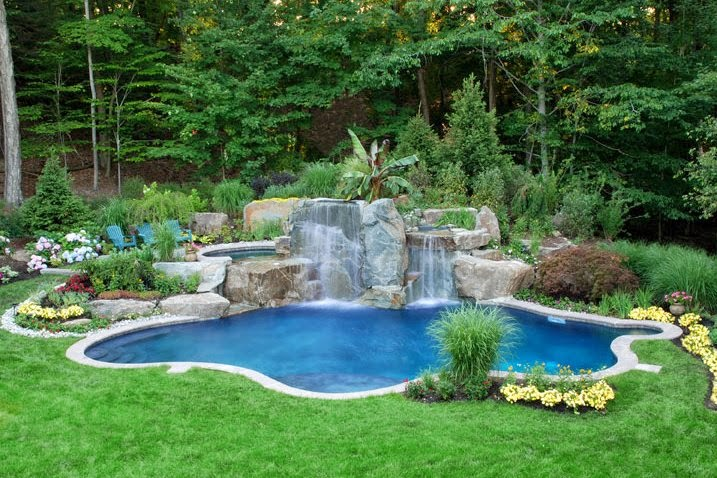 Backyard Pools Design Ideas