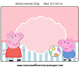 Peppa Pig: Free Printable Labels and Toppers. | Is it for ...