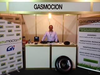 Gasmocion presente en el I Congreso de Energías renovables de Menorca