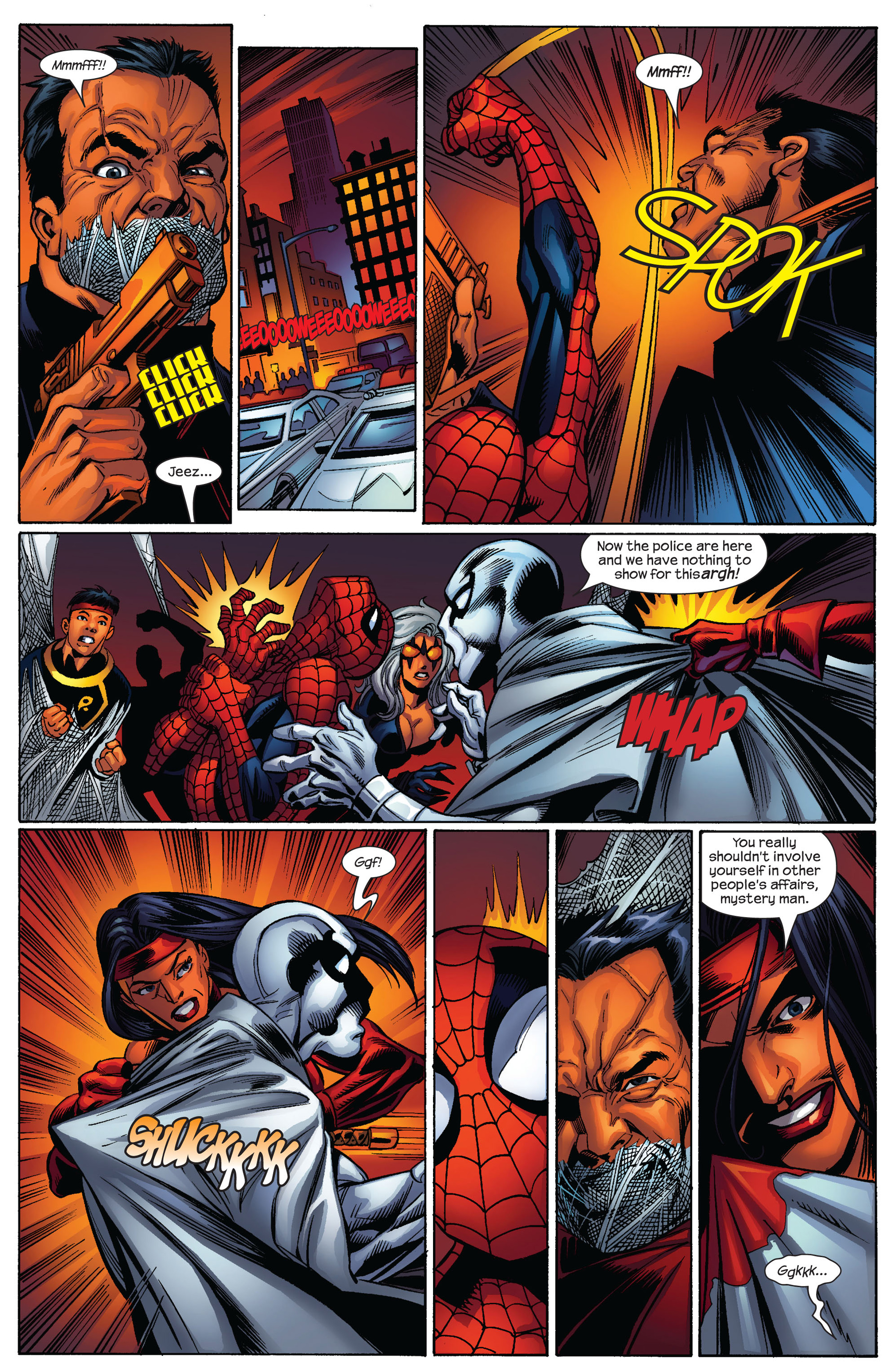 Ultimate Spider-Man (2000) Issue #84 #88 - English 13