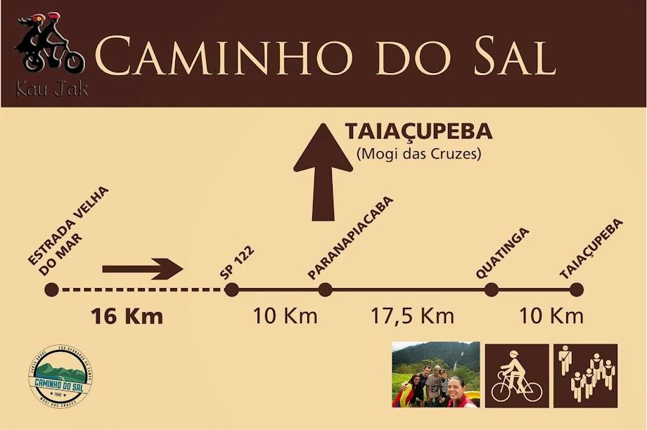 CAMINHO DO SAL