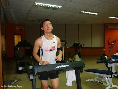 Harris Resort Batam Gym Photo 2