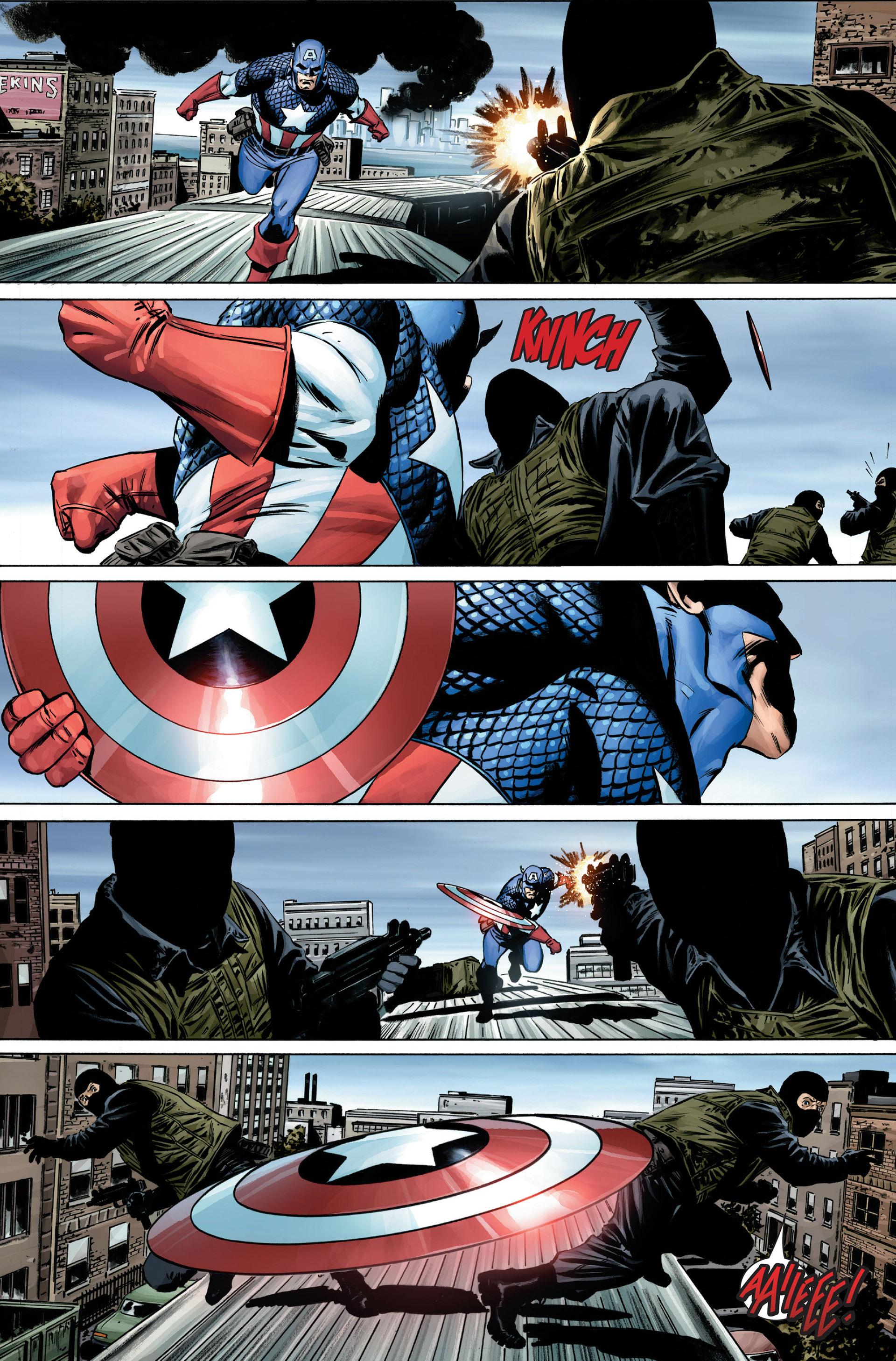 Captain America (2005) Issue #1 #1 - English 17