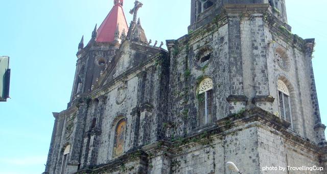Facade of Molo Church