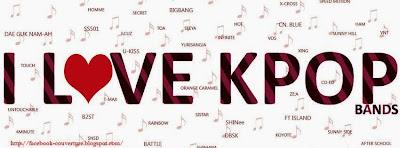 Couverture facebook I love kpop