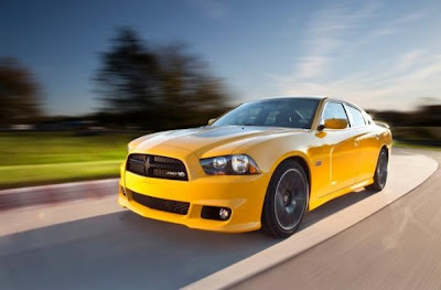 Dodge Charger SuperBee 2012