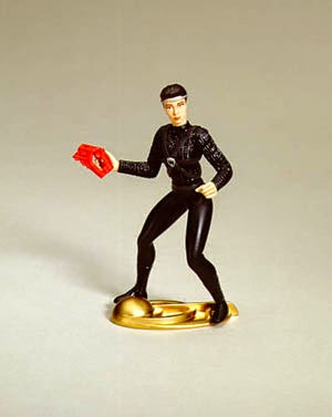 Star Trek Playmates Prototype Intendant Kira
