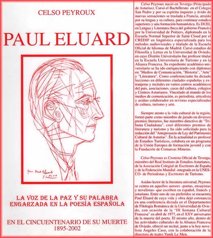 Paul Eluard de Celso Peyroux