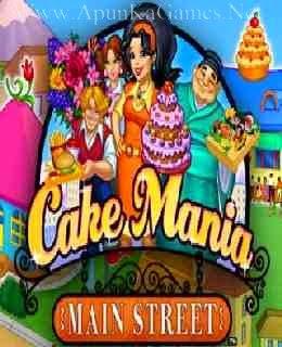 Cake Mania  Download Free Full Version