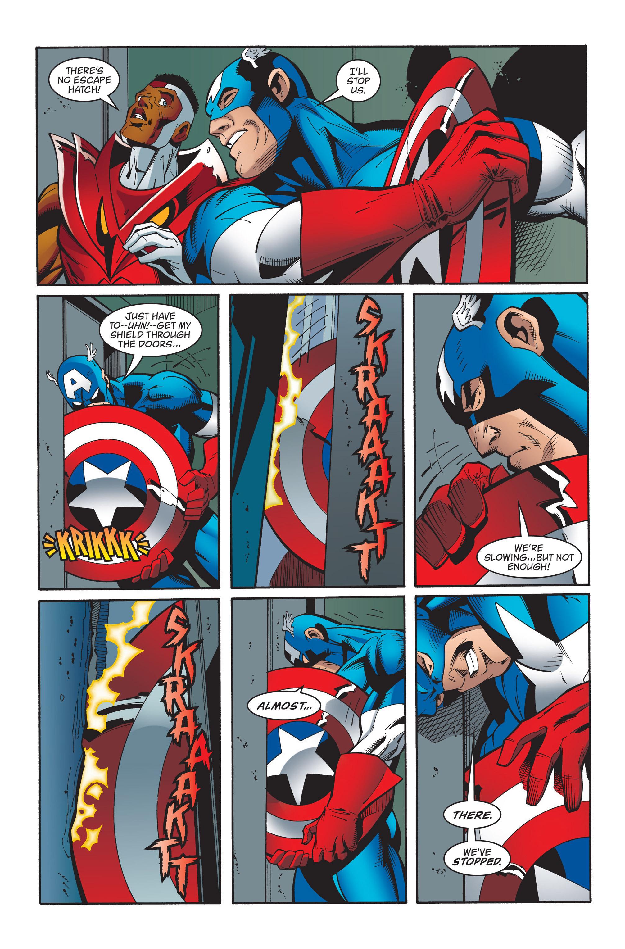 Captain America (1998) Issue #33 #39 - English 16