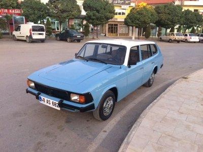 senbaba_otomotiv#ANADOL #SW #1980 model #Menteşe #Muğla araç #37 yıldır ilk sahibinde : SÜREYYA İNA