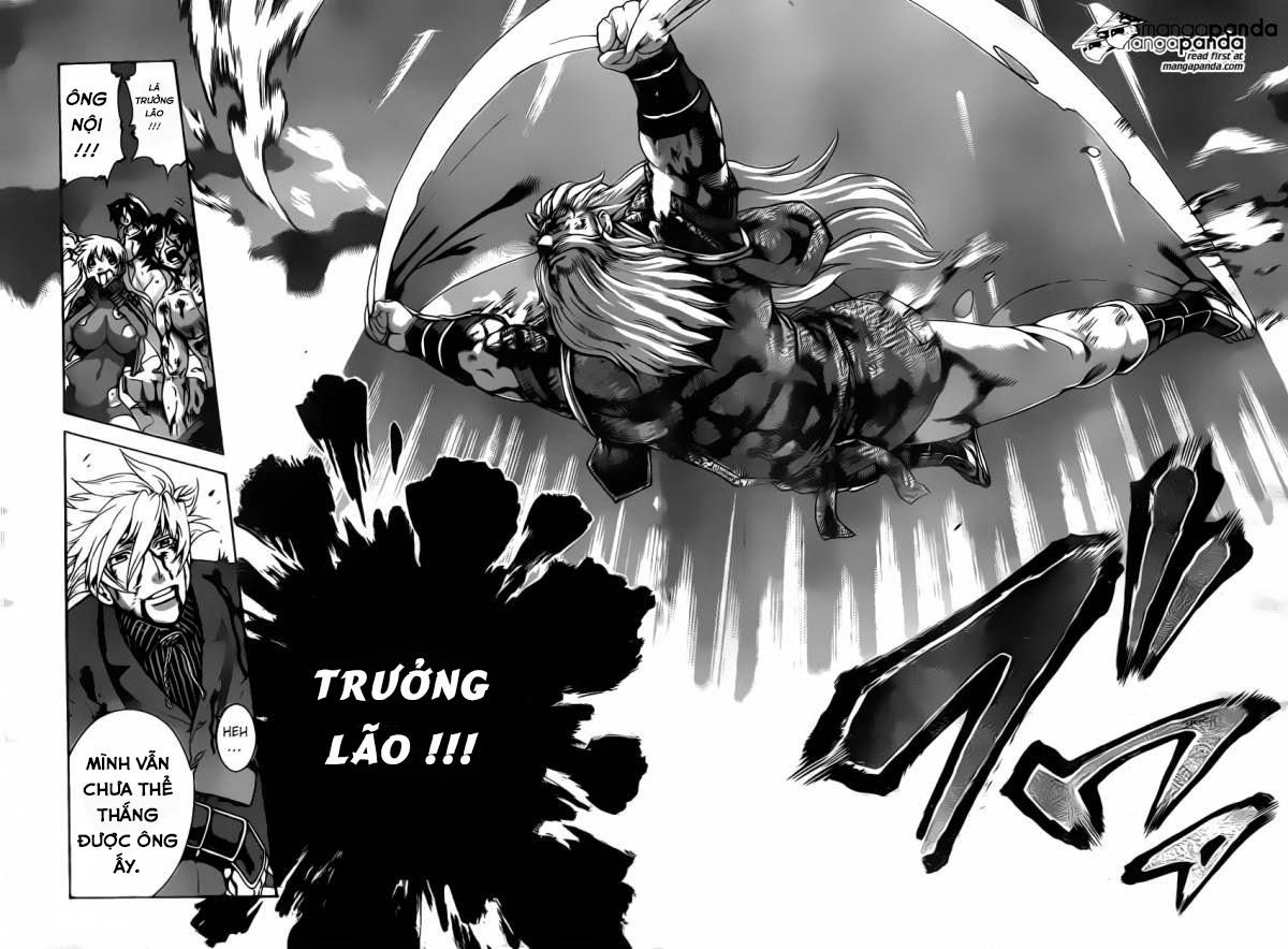 Historys Strongest Disciple Kenichi chap 582 - Trang 18