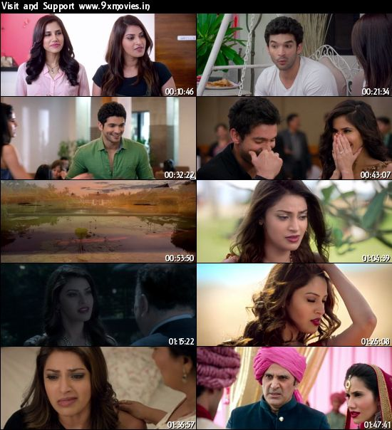Wedding Pullav 2015 Hindi DVDRip x264 700mb