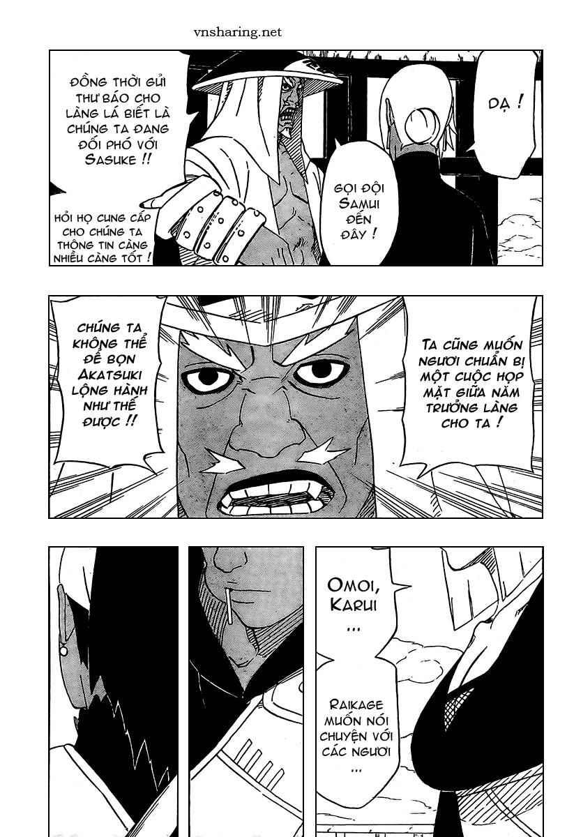 Naruto chap 417 Trang 16 - Mangak.info