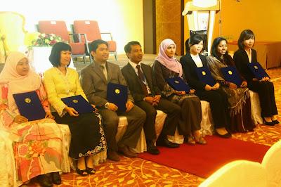 MISA 6 : Majlis Penyampaian Hadiah Antartika Lestari 2013