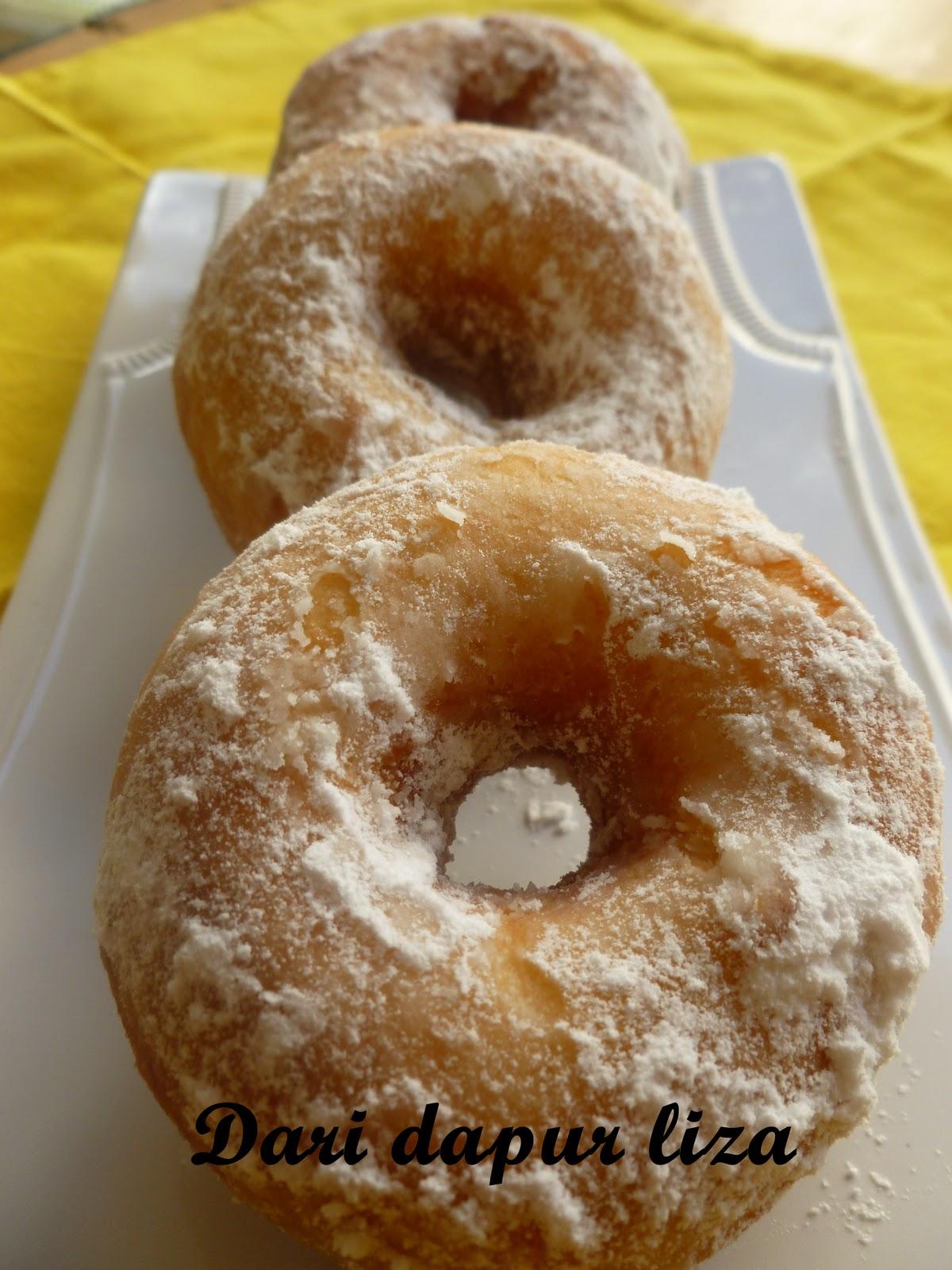 Resepi Wadeh Donut