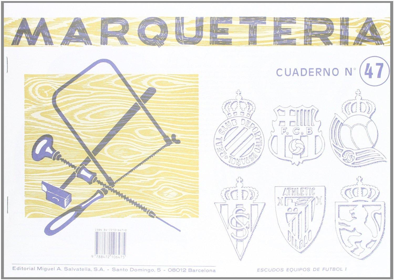 Taller tecnol gico escudo de f tbol fc barcelona en madera - Marqueteria planos gratis ...