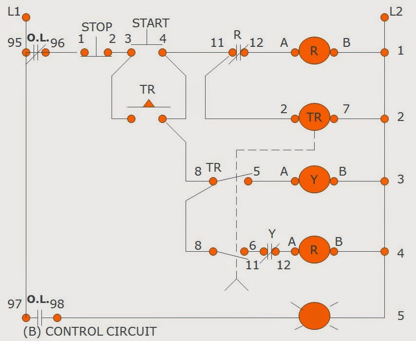 Auto Transformer Reduce Voltage Starter | Motor Control ...