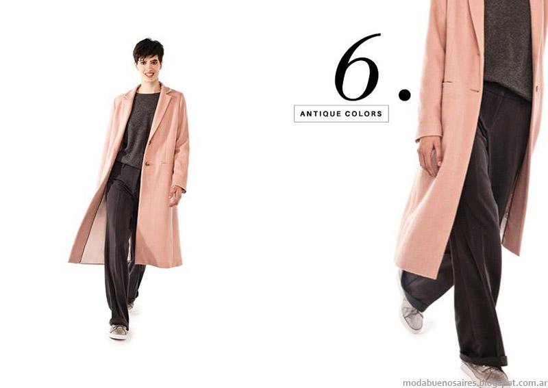 Portsaid otoño invierno 2015 moda mujer argentina.