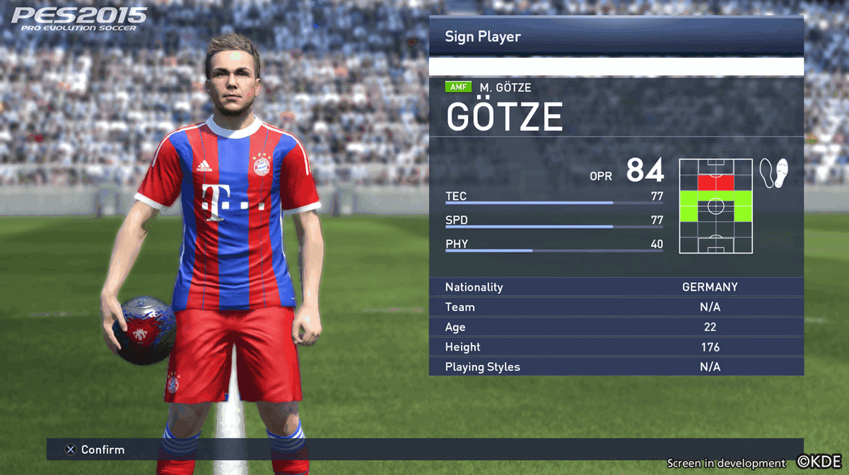 Game PES 2015 For PC