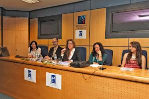 Ana B. Pascual, Andreu Casero, Amparo Garrigues, Rosa María Miró Pons y Elena Trujillo Pons