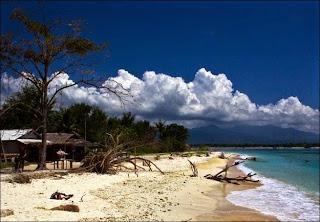 Gili Trawangan - Pulau Gili Lombok, Pesona Wisata Baru di Lombok