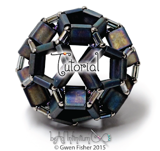 beaded buckyball